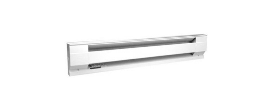 cadet manufacturing 05534 baseboard hardwire electric zone heater
