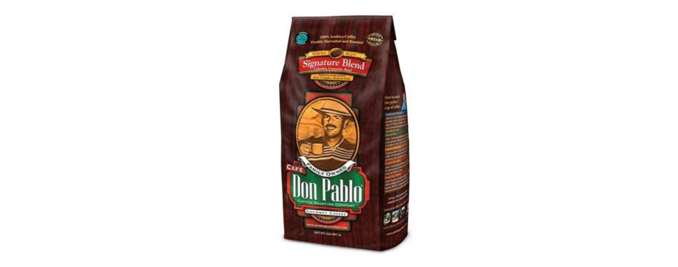 café don pablo signature blend