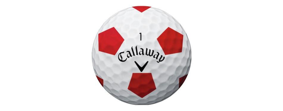 callaway 2016 chrome truvis soft golf balls