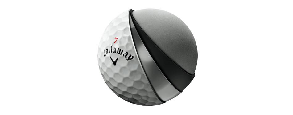 callaway hex chrome plus golf balls