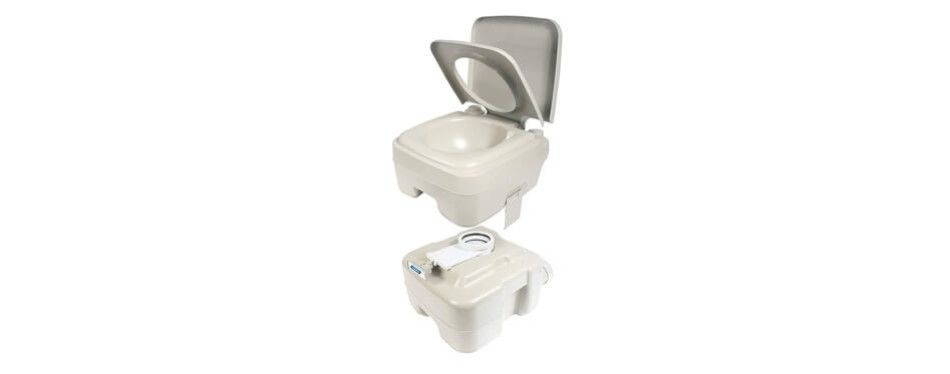 camco standard travel toilet