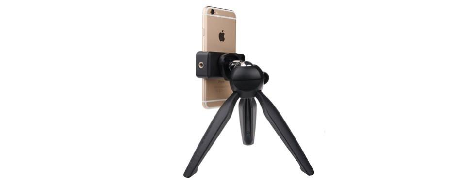 camkix bluetooth smartphone stand