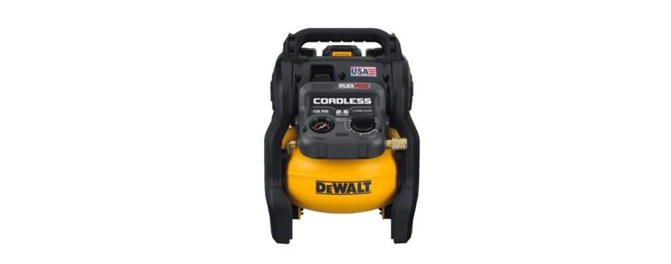 dewalt dcc2560t1 cordless air compressor