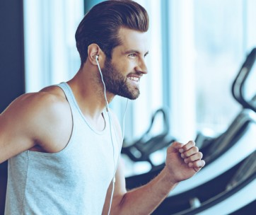 can music give you a workout boost and motivate you