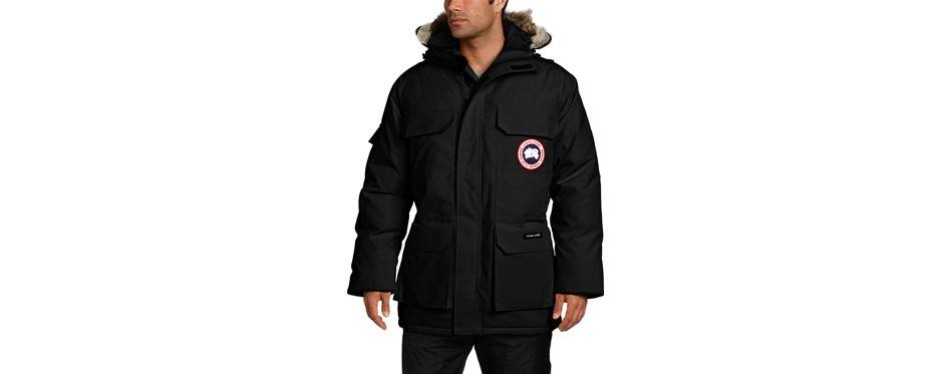 canada goose men's expedition winter jacket