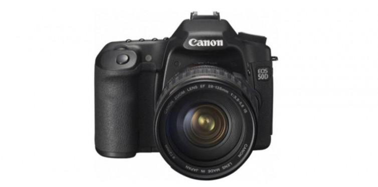 canon eos 50d 15.1 mp digital slr