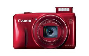Canon PowerShot SX600 HS 16MP