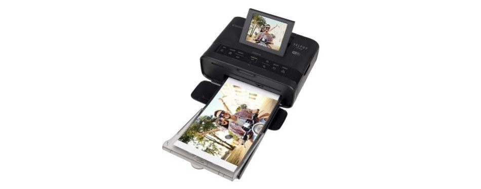 canon selphy wireless compact photo printer