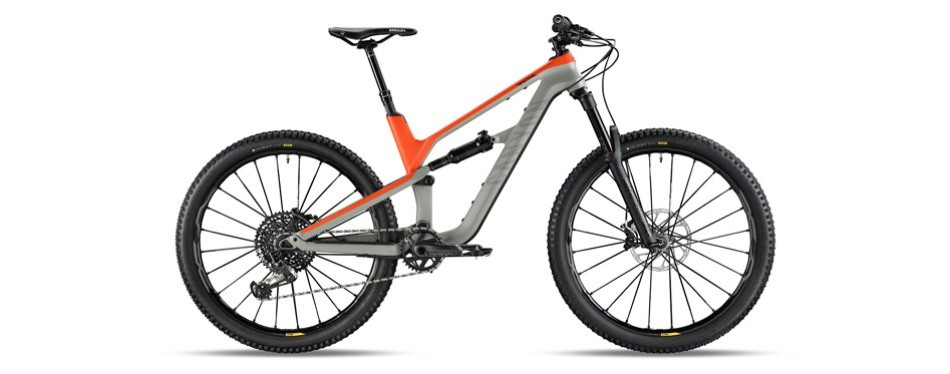 canyon spectral cf pro mountain bike