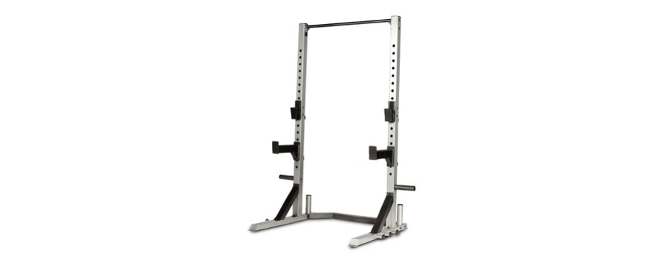 cap barbell deluxe power rack