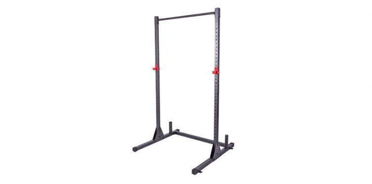 cap barbell power rack stand