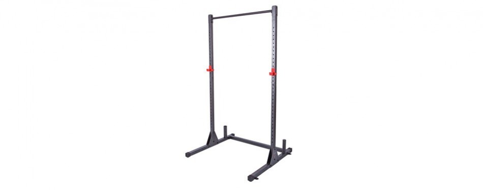 cap barbell power rack stand