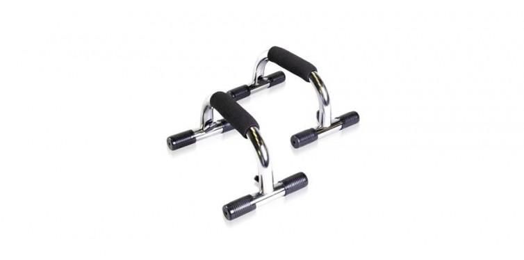 cap barbell pull-up bars