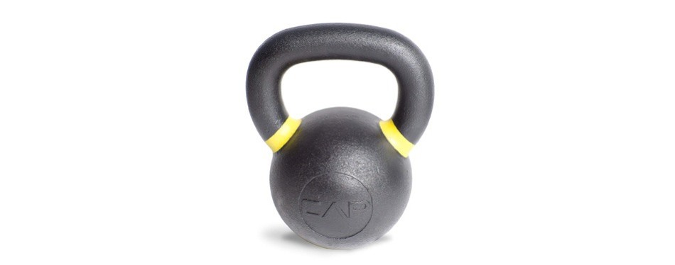 cap cast iron competition kettlebell