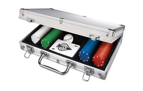 Cardinal Industries 200pc Poker Set