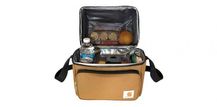 carhartt gear deluxe lunch cooler