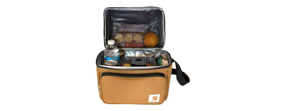 carhartt gear deluxe lunch cooler