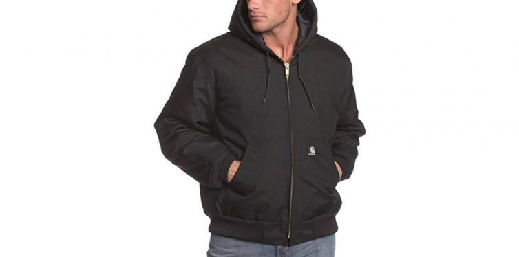 Arctic Quilt Lined Yukon Active Jacket J133