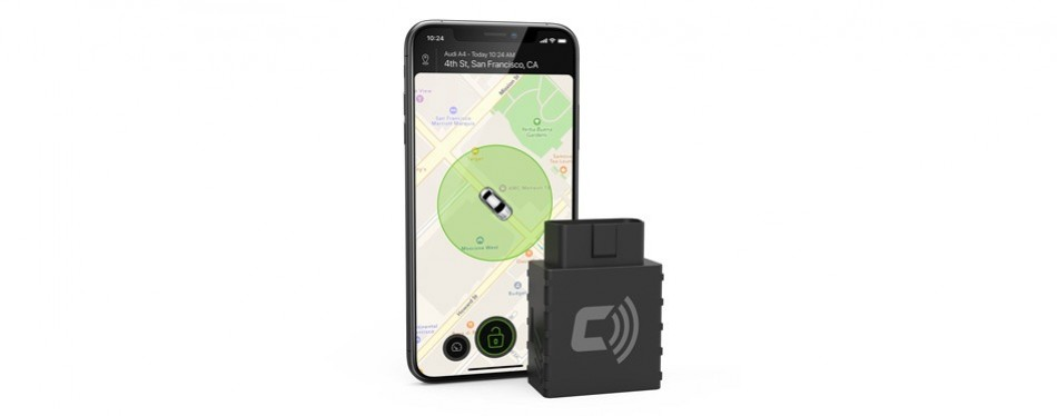 carlock real-time car tracker and alert system