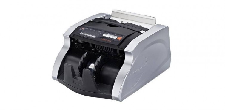 CARNATION Bill Counter CR180 with UV and MG Counterfeit Detection