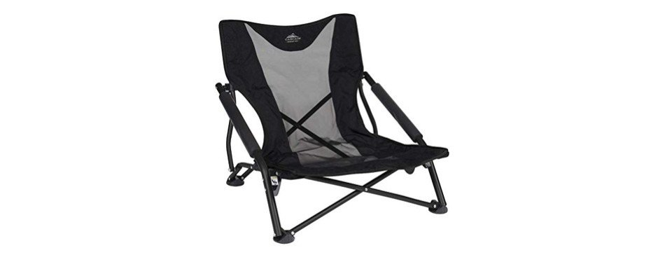 cascade mountain tech compact folding chair