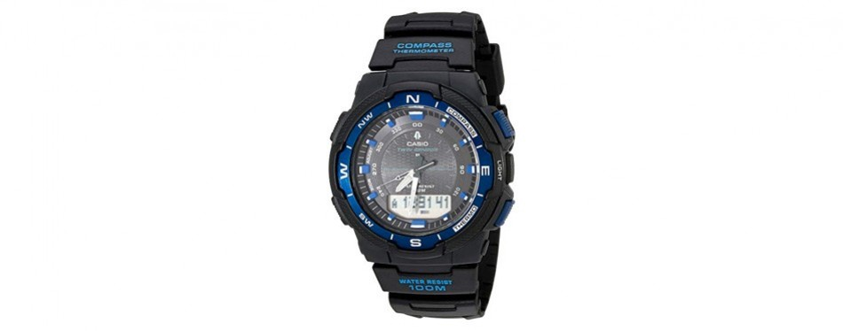 casio ana-digi sports watch