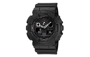 casio g-shock ga 100 series