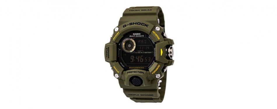casio g-shock rangeman master of g series survival watch