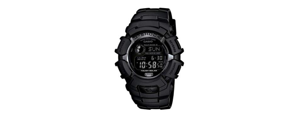 casio g-shock shock resistant multifunction watch