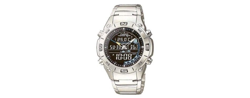 casio men's outgear watch