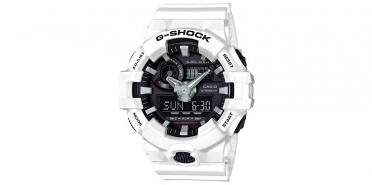 G-Shock Quartz Resin Casual
