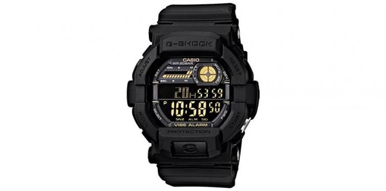 G-Shock GD350-1B Black Watch