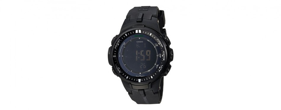 casio protrek sports watch