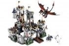 castle king's lego castle set