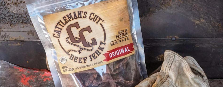 cattleman's cut original beef jerky