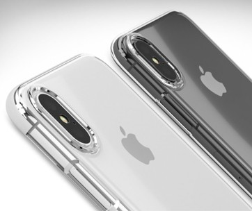 caudabe iphone x cases