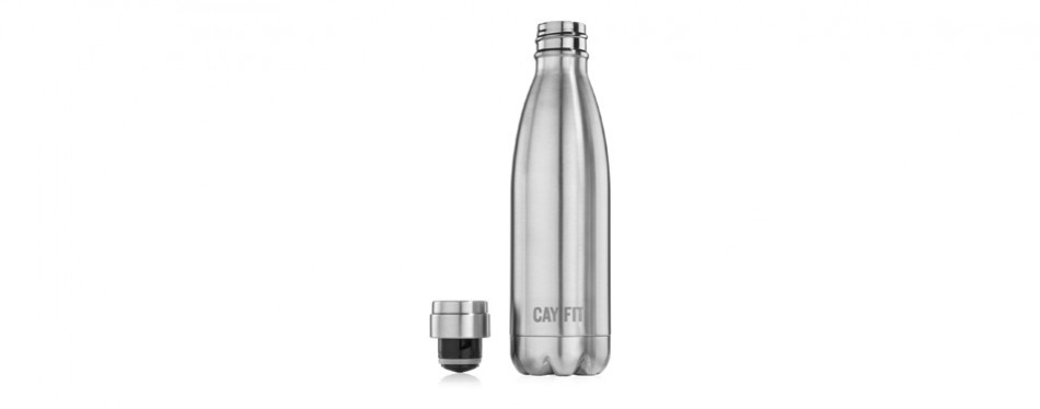 cayman fitness water bottle