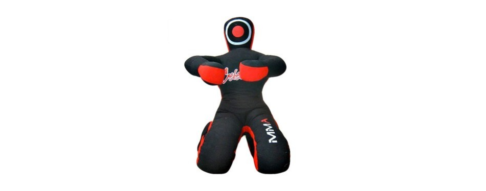 DAAN MMA Brazilian JIU Jitsu Submission Grappling Dummy Sitting Wrestling Dummy