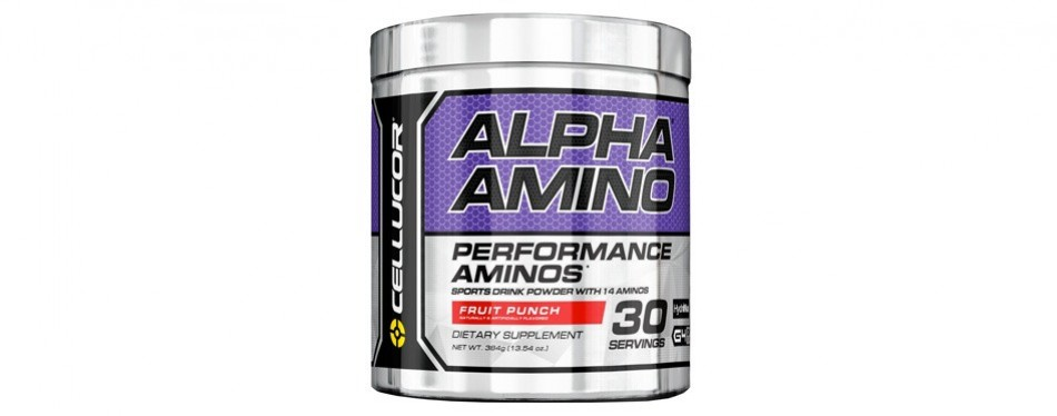 cellucor alpha amino recovery amino acids powder