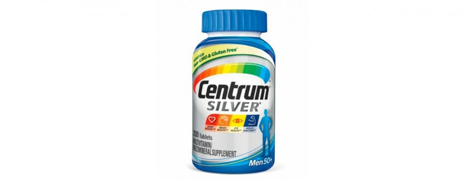 centrum silver men multivitamins for men