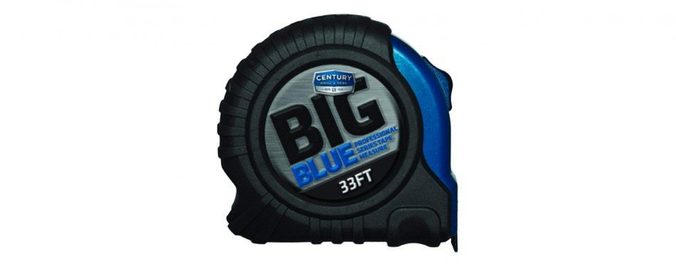 century drill & tool big blue tape measure