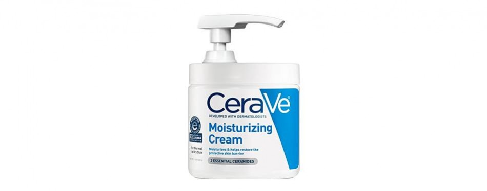 cerave moisturizing cream w/ pump