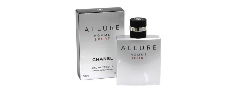 chânêl allure homme sports eau de toilette spray