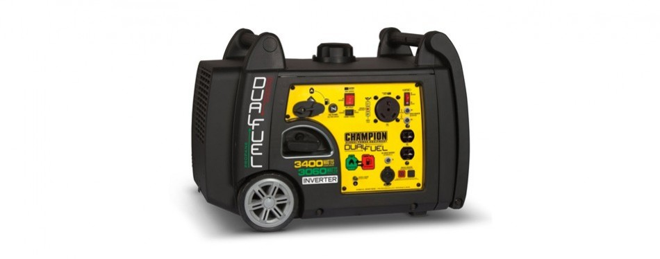 champion dual fuel rv ready inverter generator