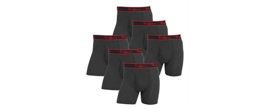 champion elite smarttemp vapor boxer briefs