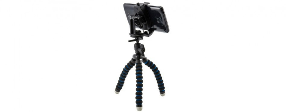 chargercity 360 adjust smartphone tripod