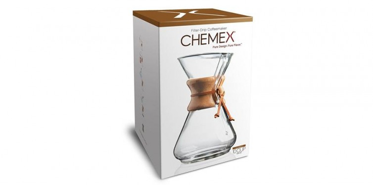 Chemex Classic Series Pour-Over Glass Coffee Maker