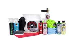 chemical guys hol169 16-piece arsenal builder wash kit
