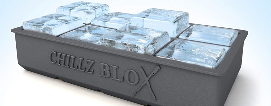 chillzblox large ice cube tray