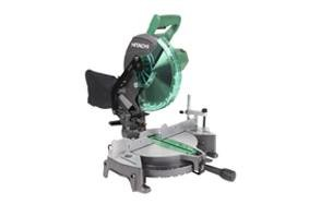 hitachi c10fcg miter saw